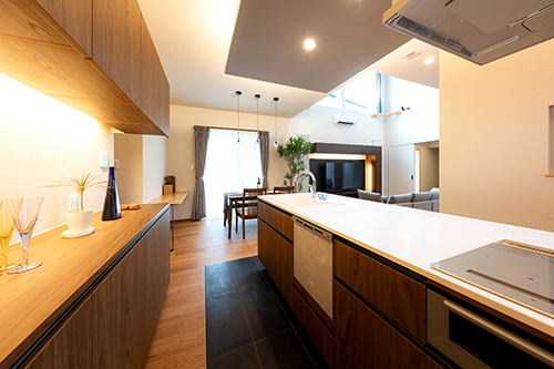 オルトホーム・Kitchen