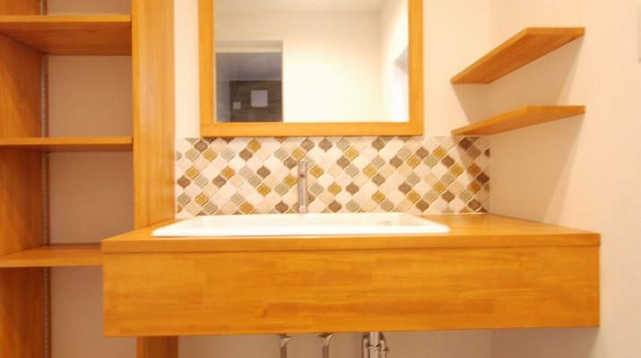 洗面所、洗面化粧台
