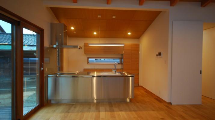 キッチン、