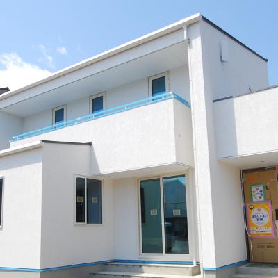 壬生川、新築、見学会、シンプルモダン、ロフト付き、地下付き