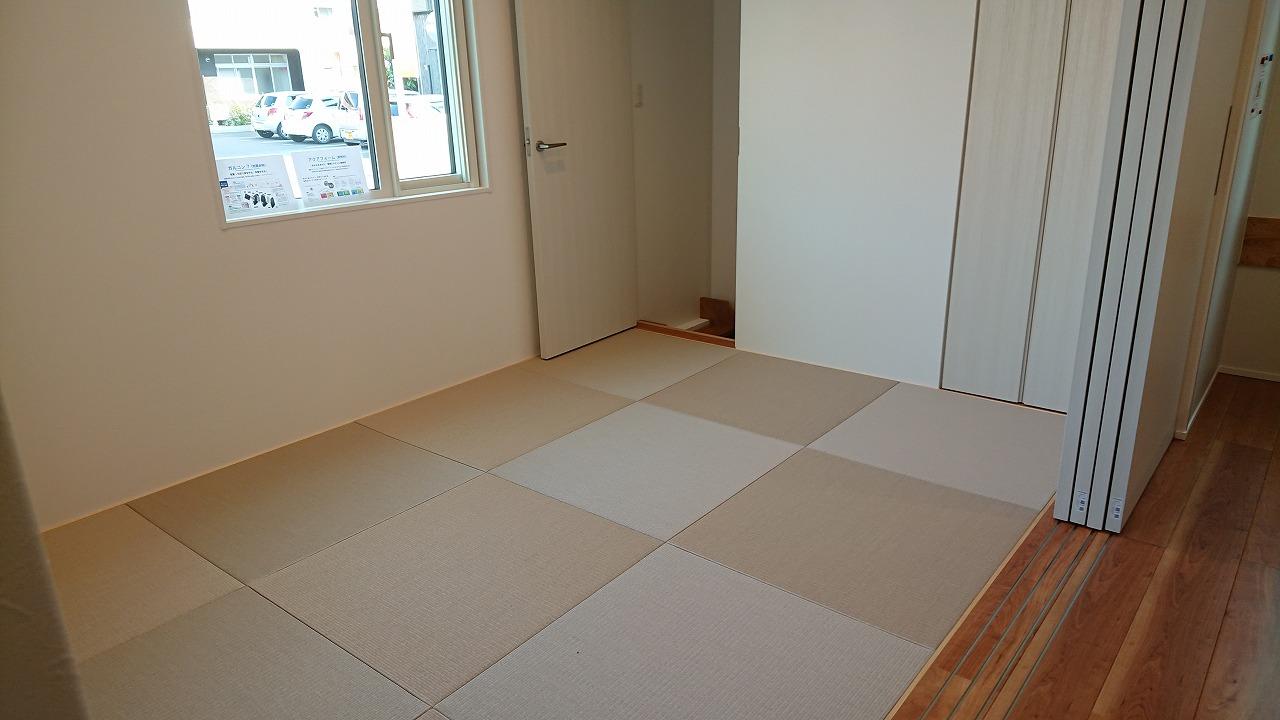和室、琉球畳、6帖