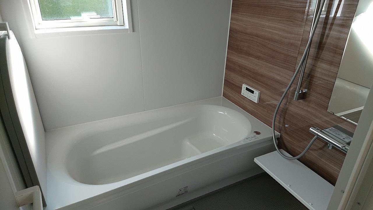 TOTO,サザナ、アクセントパネル、お風呂、浴室
